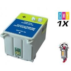 Epson T029201 Color Inkjet Cartridge Remanufactured