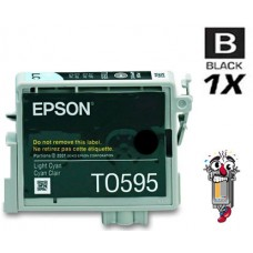 Epson T059120 Photo Black Inkjet Cartridge Remanufactured