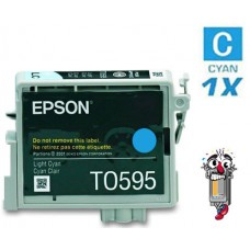 Epson T059220 Cyan Inkjet Cartridge Remanufactured