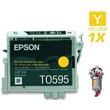 Epson T059420 Yellow Inkjet Cartridge Remanufactured