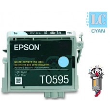 Epson T059520 Light Cyan Inkjet Cartridge Remanufactured