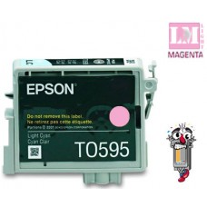 Epson T059620 Light Magenta Inkjet Cartridge Remanufactured