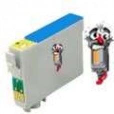 Epson T088220 Cyan Inkjet Cartridge Remanufactured