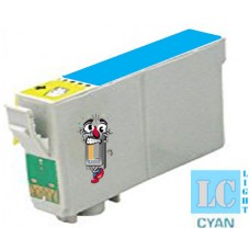 Epson T099520 Light Cyan Compatible Inkjet Cartridge Remanufactured
