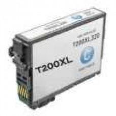 Epson T200XL High Yield Cyan Inkjet Cartridge Remanufactured
