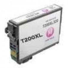 Epson T200XL High Yield Magenta Inkjet Cartridge Remanufactured