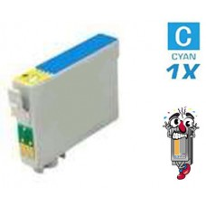 Epson T220XL High Yield Cyan Ink Cartridge Remanufactured