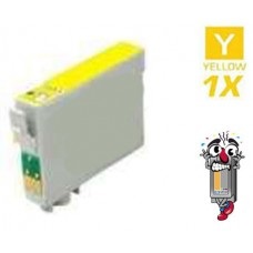 Epson T220XL High Yield Yellow Ink Cartridge Remanufactured