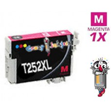 Epson T252XL High Yield Magenta Inkjet Cartridge Remanufactured