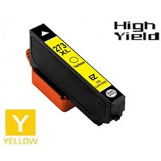Epson T273XL High Yield Yellow Inkjet Cartridge Remanufactured