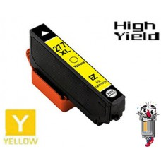 Epson T277XL High Yield Yellow Inkjet Cartridge Remanufactured