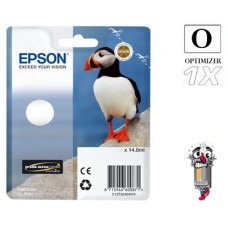 Genuine Original Epson T324020 UltraChrome HG2 Gloss Optimizer Ink Cartridge