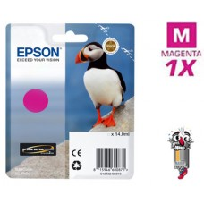 Genuine Original Epson T324320 UltraChrome HG2 Magenta Ink Cartridge