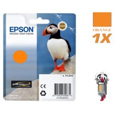 Genuine Original Epson T324920 UltraChrome HG2 Orange Ink Cartridge