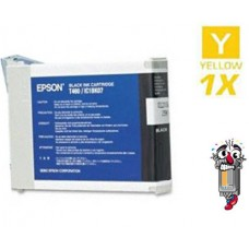 Epson T461011 Yellow Inkjet Cartridge Remanufactured