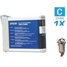 Epson T463011 Cyan Inkjet Cartridge Remanufactured