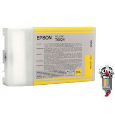 Epson T6034 Yellow Pigment Inkjet Cartridge Remanufactured