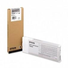 Epson T6069 Light Light Black Ink Cartridge Remanufactured