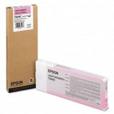 Epson T606B Magenta Ink Cartridge Remanufactured