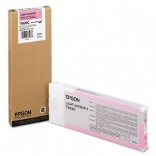 Epson T606C Light Magenta Ink Cartridge Remanufactured