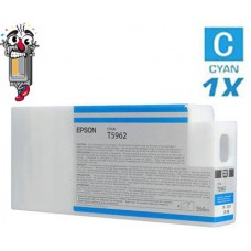 Epson T6362 700 ml Cyan Ink Cartridge Remanufactured
