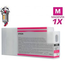 Epson T6362 700 ml Magenta Ink Cartridge Remanufactured