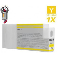 Epson T6365 700 ml Yellow Ink Cartridge Remanufactured