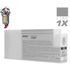 Epson T6368 700 ml Matte Black Ink Cartridge Remanufactured