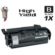 Lexmark T650 T650A11A High Yield Black Laser Toner Cartridge Premium Compatible