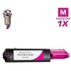 Dell TH209 (341-3570) Magenta Laser Toner Cartridge Premium Compatible