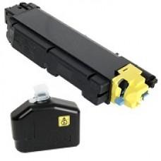 Kyocera Mita TK5142Y Yellow Laser Toner Cartridge Premium Compatible