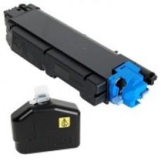 Kyocera Mita TK5152C Cyan Laser Toner Cartridge Premium Compatible