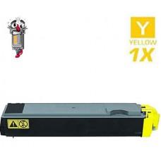 Kyocera Mita TK582Y Yellow Laser Toner Cartridge Premium Compatible