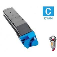 Genuine Kyocera Mita TK8307C Cyan Laser Toner Cartridge
