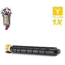 Kyocera Mita TK8527 Yellow Laser Toner Cartridge Premium Compatible
