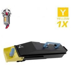 Kyocera Mita TK867Y Yellow Laser Toner Cartridge Premium Compatible