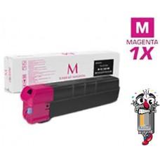 Genuine Kyocera Mita TK8727 Magenta Laser Toner Cartridge Premium Compatible