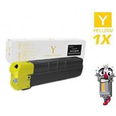 Genuine Kyocera Mita TK8727 Yellow Laser Toner Cartridge Premium Compatible