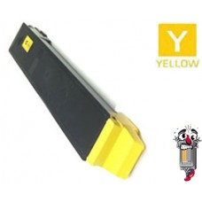 Kyocera Mita TK897Y Yellow Laser Toner Cartridge Premium Compatible