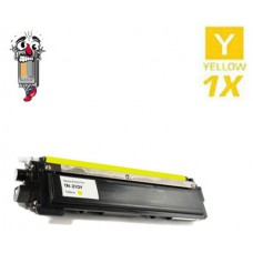 Brother TN210Y Yellow Laser Toner Cartridge Premium Compatible