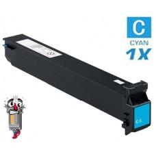 Konica Minolta TN213C A0D7432 Cyan Laser Toner Cartridge Premium Compatible