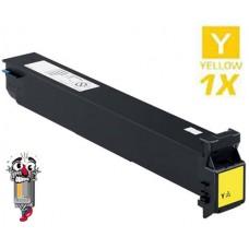 Konica Minolta TN213Y A0D7232 Yellow Laser Toner Cartridge Premium Compatible