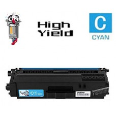 Brother TN339C Super High Yield Cyan Laser Toner Cartridge Premium Compatible