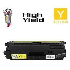 Brother TN339Y Super High Yield Yellow Laser Toner Cartridge Premium Compatible