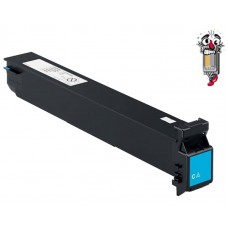 Konica Minolta A070430 TN611C Cyan Laser Toner Cartridge Premium Compatible