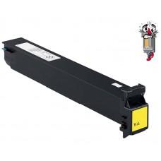 Konica Minolta A070230 TN611Y Yellow Laser Toner Cartridge Premium Compatible
