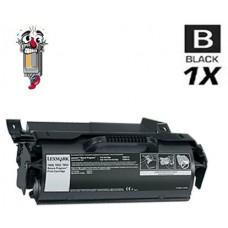 Dell UG219 (341-2919) High Yield Black Laser Toner Cartridge Remanufactured
