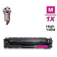 Hewlett Packard HP206X W2113X High Yield Magenta Laser Toner Cartridges Premium Compatible