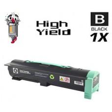 Lexmark W84020H Black Laser Toner Cartridge Premium Compatible