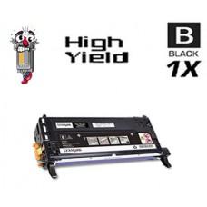 Lexmark X560H2KG High Yield Black Laser Toner Cartridge Premium Compatible